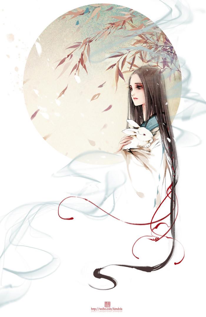 Thanh xuân tươi đẹp nhất của thiếu nữ dừng tại thời khắc nàng rạng rỡ nhất, giống cánh bướm bị nhựa thông phủ đầy, là một vẻ đẹp đầy bi thương, nhưng có lẽ chưa hẳn là chuyện không tốt với nàng.